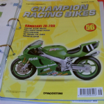 DeAGOSTINI CHAMPION RACING BIKES Issue 56 Magazine KAWASAKI ZX-7RR